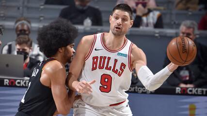Melhores momentos: Cleveland Cavaliers 121 x 105 Chicago Bulls pela NBA