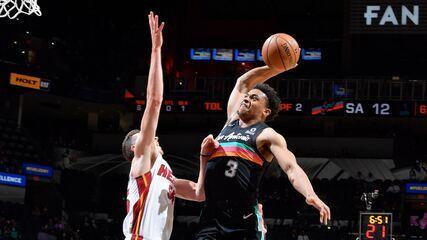 Melhores momentos: San Antonio Spurs 87 x 107 Miami Heat pela NBA
