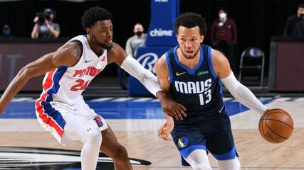 Melhores momentos: Dallas Mavericks 127 x 117 Detroit Pistons pela NBA