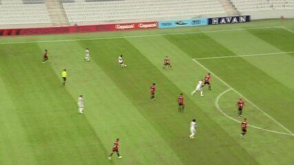 Veja os gols de Athletico 3 x 1 Cascavel CR, pelo Paranaense