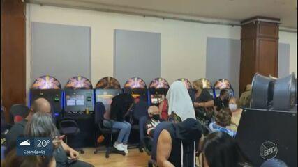 Guarda Municipal fecha terceiro bingo em funcionamento durante pandemia em Campinas
