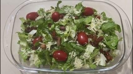 Culinária #013: Aprenda três receitas com escarola