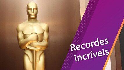 Semana Pop relembra ator mais alto, nome mais longo e outros recordes incríveis do Oscar