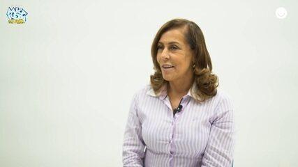 Madalena Braga fala sobre sensação ao ver a Micareta de Feira pela primeira vez