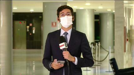 'Decisão judicial não pode me obrigar a tomar decisão ilegal', diz Pacheco sobre afastamento de Renan