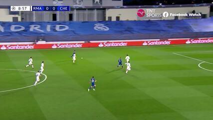 Melhores momentos: Real Madrid 1 x 1 Chelsea, pelas semifinais da Liga dos Campeões