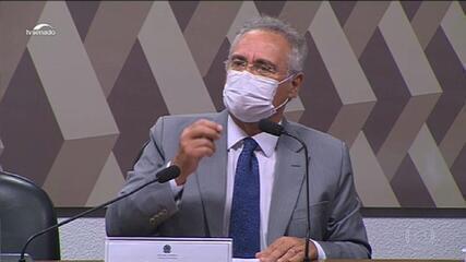 Relator da CPI ataca negacionismo e diz que culpados serão responsabilizados