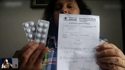 Famílias relatam dificuldades para conseguir medicamentos anticonvulsivantes em Sorocaba