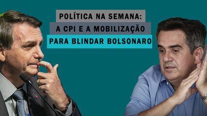 CPI da covid começa com forte atuação do Planalto para blindar Bolsonaro