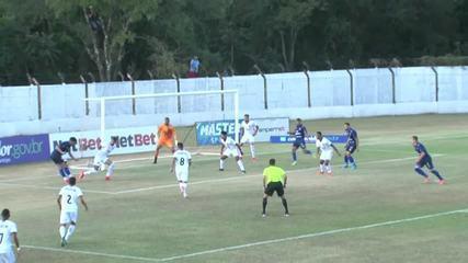 Veja o gol de Azuriz 1 x 0 Athletico, pelo Paranaense