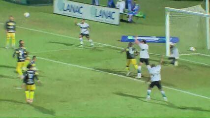 Coritiba 2x3 FC Cascavel: assista aos gols