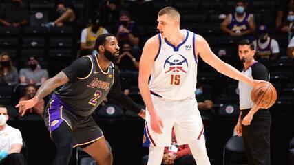 Melhores momentos: Los Angeles Lakers 93 x 89 Denver Nuggets pela NBA