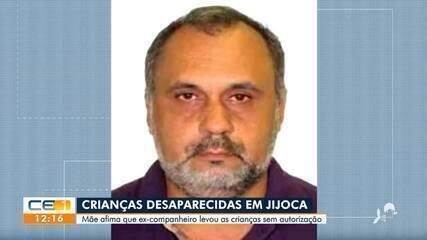 Em Jijoca de Jericoacoara, mãe afirma que ex-companheiro fugiu com as duas filhas