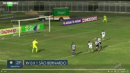 XV de Piracicaba perde e completa quatro jogos sem vitória na A2 do Paulista