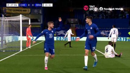 Melhores momentos de Chelsea 2 x 0 Real Madrid pela semifinal da Liga dos Campeões