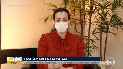 Profissionais da educação de Palmas devem ser vacinados ainda em junho, afirma prefeita