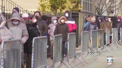 Nova York quer vacinar turistas contra a Covid-19 em pontos conhecidos da cidade