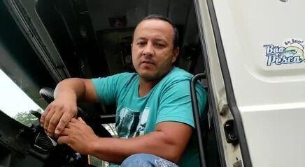 Motorista acreano relata dificuldades enfrentadas durante travessia da balsa no Abunã