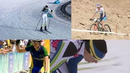 Jaqueline Mourão tenta classificação para as Olimpíadas de verão e inverno