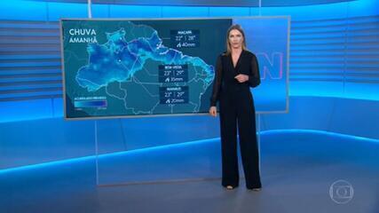 Próximas horas serão de chuva forte em São Paulo e no Rio de Janeiro