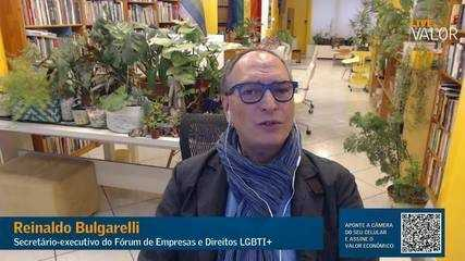 Envolver liderança é chave para ampliar inclusão LGBTI+ nas empresas, diz Bulgarelli