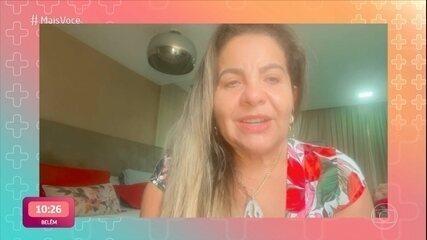 Mãe de Wesley Safadão manda recado para o cantor