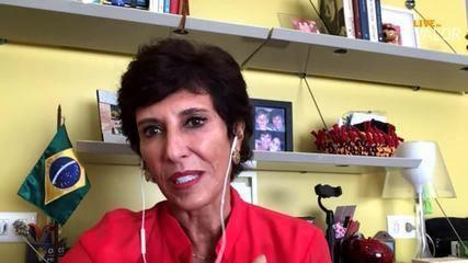 """""""Liderança precisa ser ativista em todas as questões nacionais"""", diz Maria Silvia Bastos"""