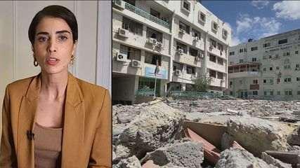 ONU faz 1ª declaração sobre conflito entre Israel e Hamas