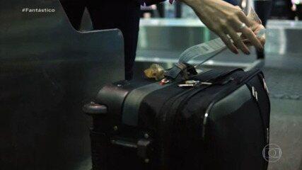 Imagens exclusivas mostram esquema de tráfico de drogas no Aeroporto Internacional de Guarulhos