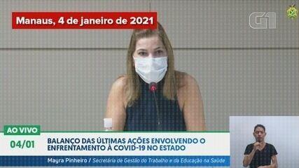 Mayra insiste em tratamento precoce contra Covid com uso de medicamento para malária