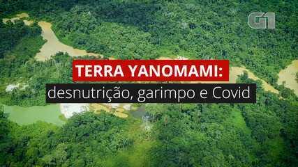 VÍDEO: 'Estou aqui pedindo socorro': as ameaças aos yanomamis