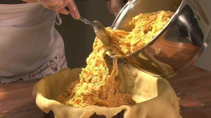Versátil e saboroso: aprenda a fazer empadão de frango