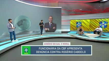 Gabriel Morera and Martin Fernandez comment on CFF employee sexual harassment allegations against Rogerio Caboglo