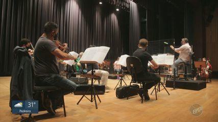 Orquestra Sinfônica de Campinas faz apresentação virtual pelos 80 anos da PUC-Campinas