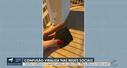 Vídeo: Mãe e filha são hostilizadas em condomínio do Jardim Botafogo, em Campinas
