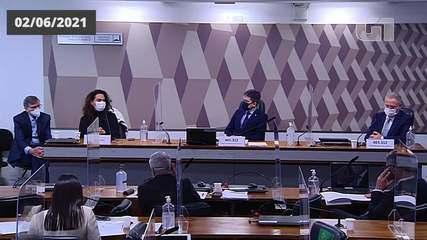 Compare o que disseram Queiroga e Luana Araújo sobre veto ao nome dela