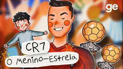 Contos da Euro: Cristiano Ronaldo vai atrás da segunda estrela para Portugal
