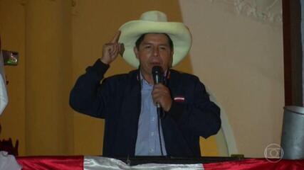 Castillo celebra victoria en Perú, pero Fujimori se queja de fraude en cifras