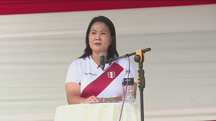 Attorney Peruvian seeks justice for the detention of Keiko Fujimori