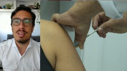 Gerente da Anvisa garante segurança ao falar sobre aumento do prazo de validade de vacinas da Janssen