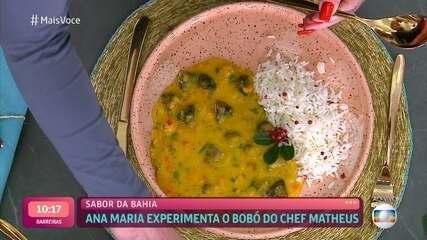Bobó de Cogumelo do Matheus Almeida