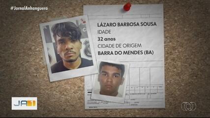 Lázaro Barbosa, suspeito de chacina: veja crimes, fuga cinematográfica e buscas em Goiás