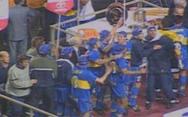 Em 2000, Boca Juniors vence Palmeiras no pênaltis e é campeão da Libertadores