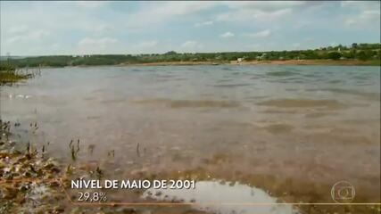 Reservatórios do Sudeste e Centro-Oeste devem atingir, em novembro, menor nível em 20 anos