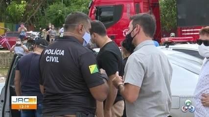 Um mês após morte de ex-prefeito, ninguém foi preso no AC
