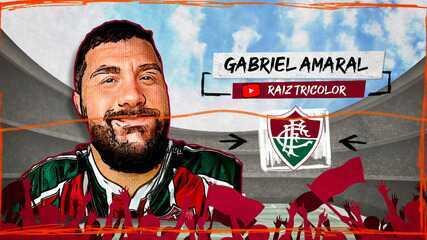 """A Voz da Torcida - Gabriel Amaral: """"Se você tá com raiva, imagine eu que vim até Goiânia"""""""