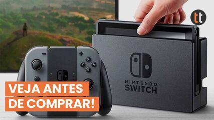 Nintendo Switch: quatro fatos sobre o console para saber antes de comprar