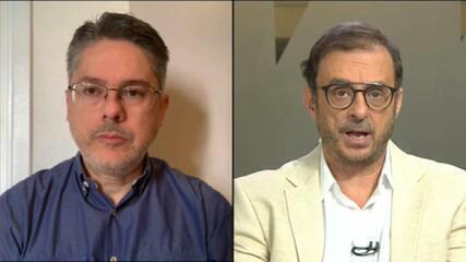 Vacinas não têm componente que favoreça a negociação acelerada, diz Vieira sobre Cansino