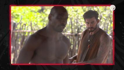 Zulu tenta motivar a Tribo Carcará após derrotas consecutivas Tribo Carcará