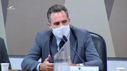CPI retira sigilo das mensagens de celular de Dominguetti, policial vendedor de vacinas
